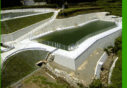 浅利地区大平(2号)ため池整備工事